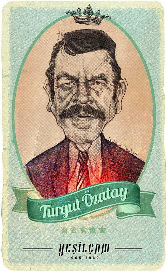 4 - 1927 – 2002 Turgut Özatay