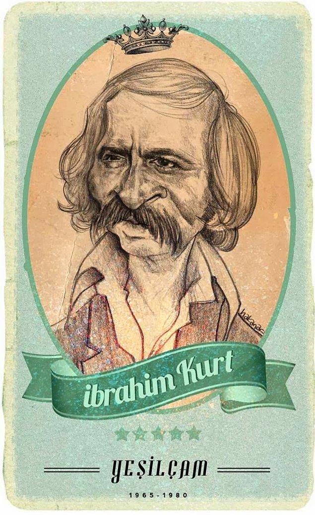 8 -  1940 – 2001 İbrahim Kurt
