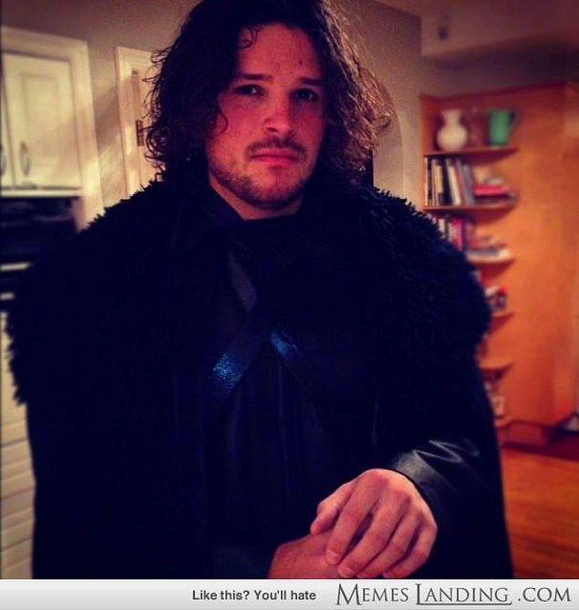 22. Jon Snow-Game of Thrones