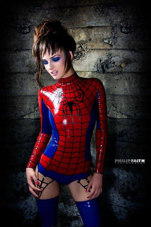 15. Female Spider