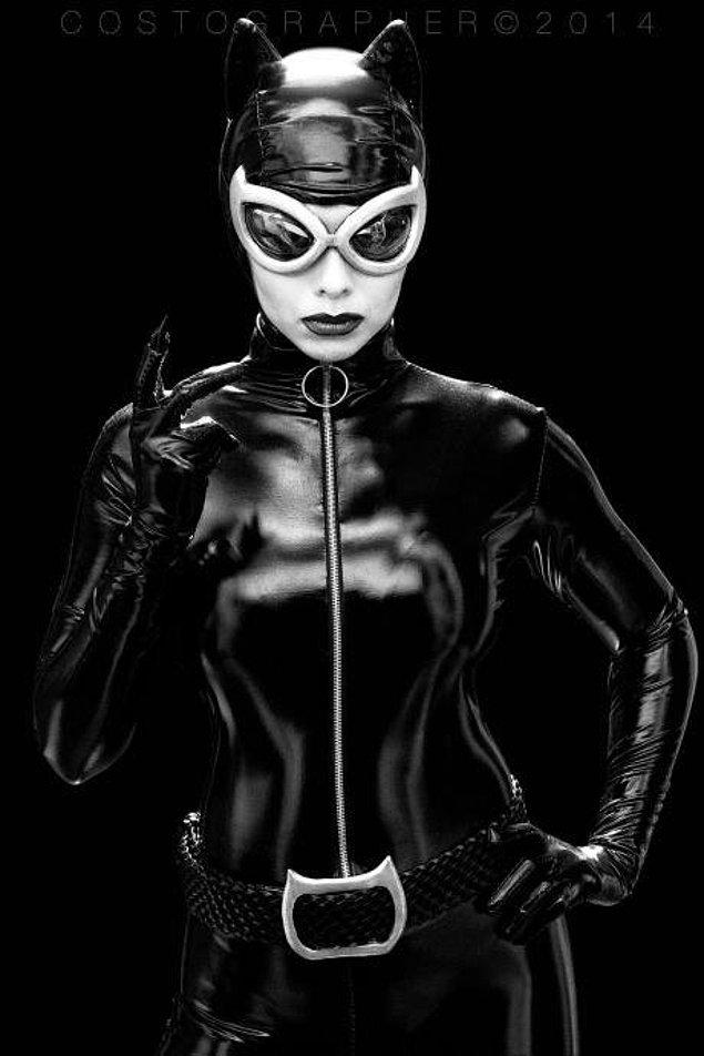 10. Catwoman