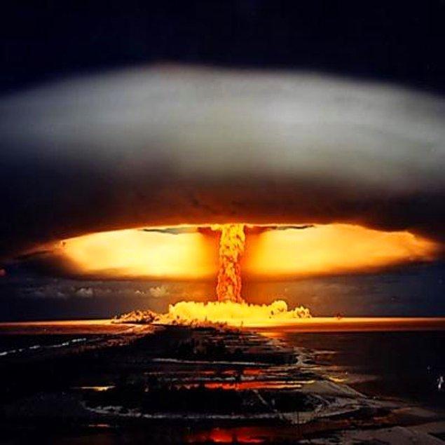 6. Nükleer Savaş