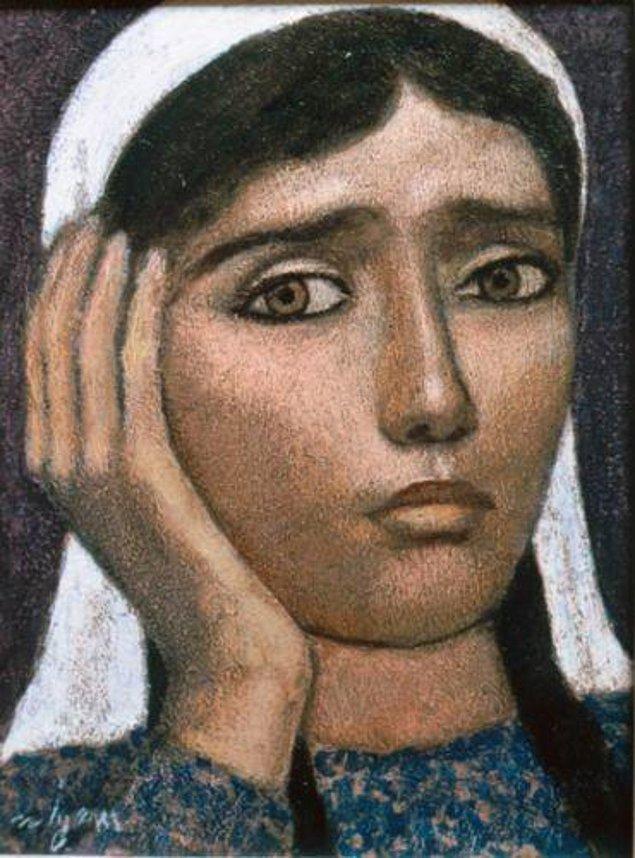 3. Kadın Portresi - Nuri İyem