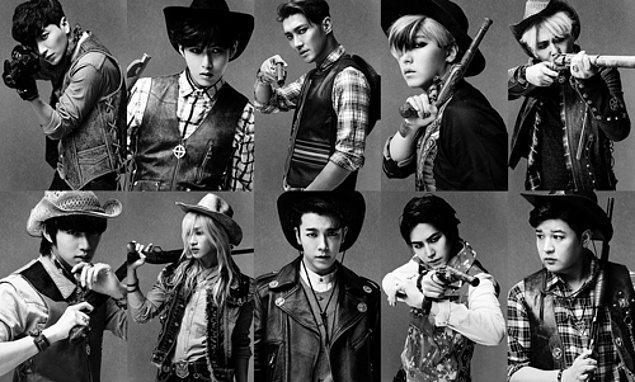 4.Super Junior
