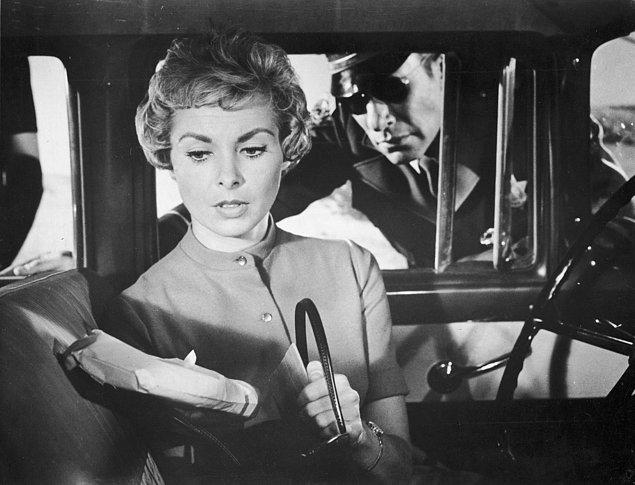 1. Psycho (Sapık, 1960)