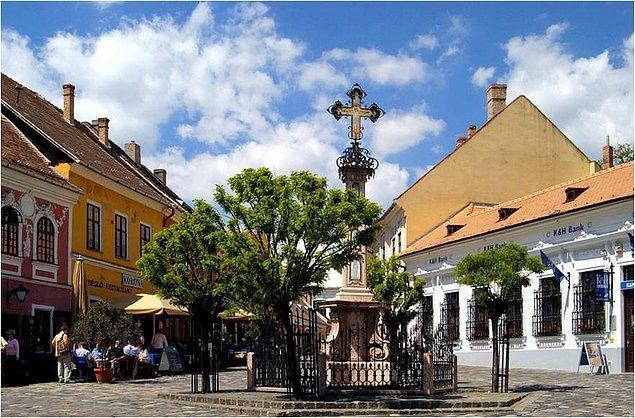 Szentedre Kasabası