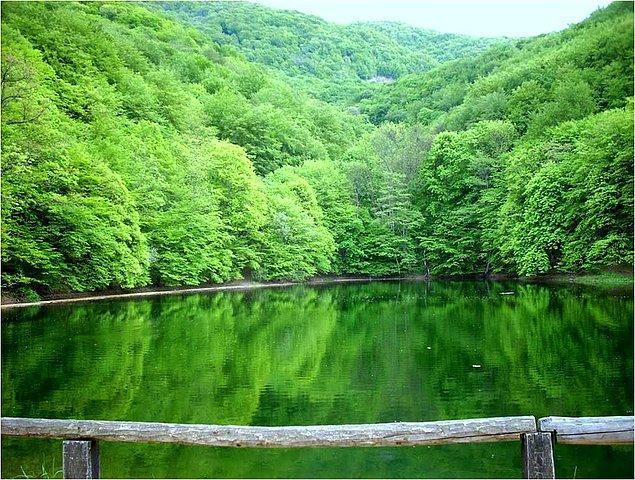 Szilvásvárad Gölü
