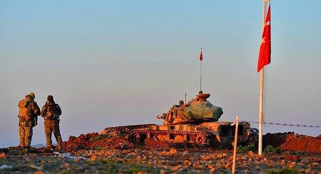 5. 'Sabah Bir Baktım Türk Askeri Benim Arazimde'