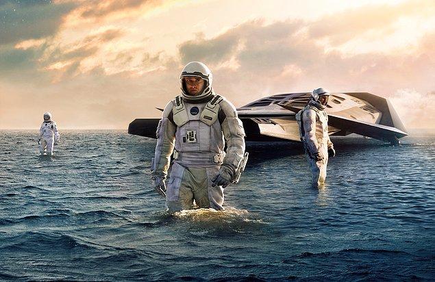 En iyi görsel efekt: Interstellar