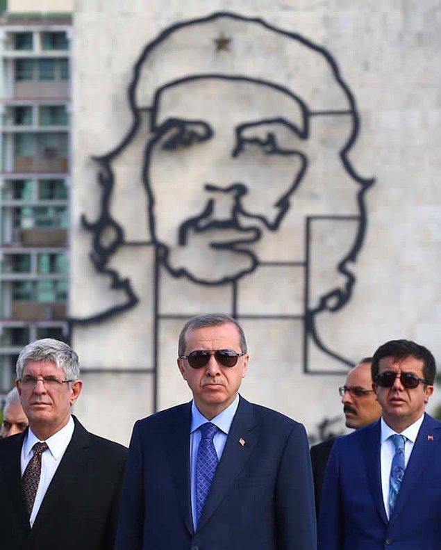 En İyi Yabancı Film: Cumhurbaşkanı Küba'da