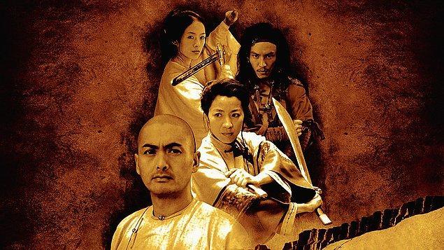 15. Kaplan ve Ejderha (2000)  | IMDb 7.9