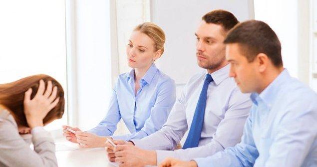 2. İş görüşmelerinden size olumlu dönmediklerinde ya da hiç aramadıklarında iş bulamama korkusunu yaşadığınız an