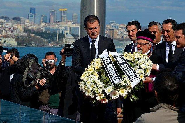 7. 'Struma' Faciasına 73 Yıl Sonra İlk Resmi Tören