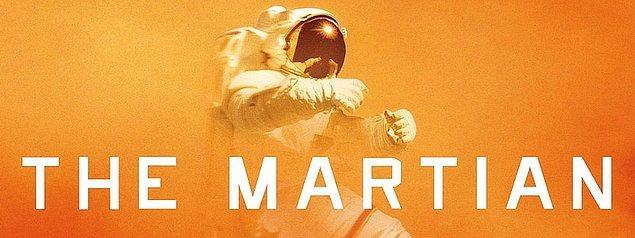 8- Ridley Scott'tan 'The Martian'