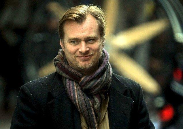 32- Christopher Nolan'ın yeni filmi...