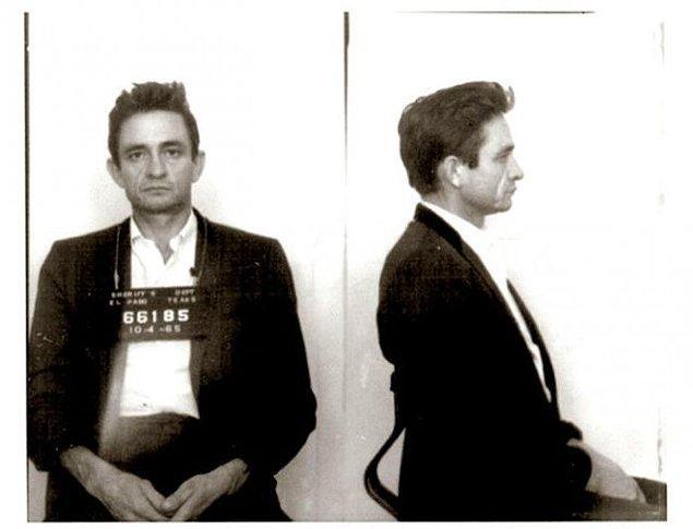 3. Johnny Cash