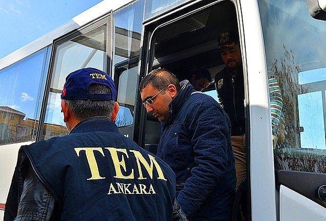 7. 12 İlde Düzenlenen Operasyonda 28 Polise Gözaltı