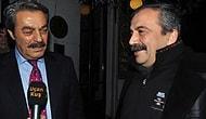 Kadir İnanır ve Sırrı Süreyya Önder'den Sürpriz Buluşma