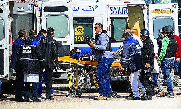 9. IŞİD, Tunus'taki Müze Saldırısını Üstlendi