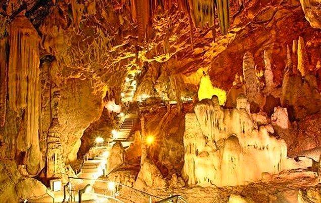 20. Ballıca Mağarası