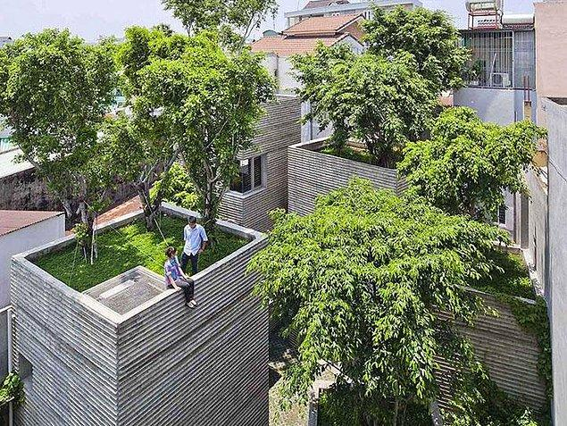 House for Trees, Ho Chi Minh City, Vietnam