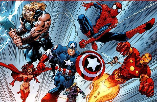 5 - Avengers Karakterleri de Spiderman'in filmlerinde olacak!