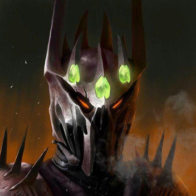 3. Melkor(Morgoth)
