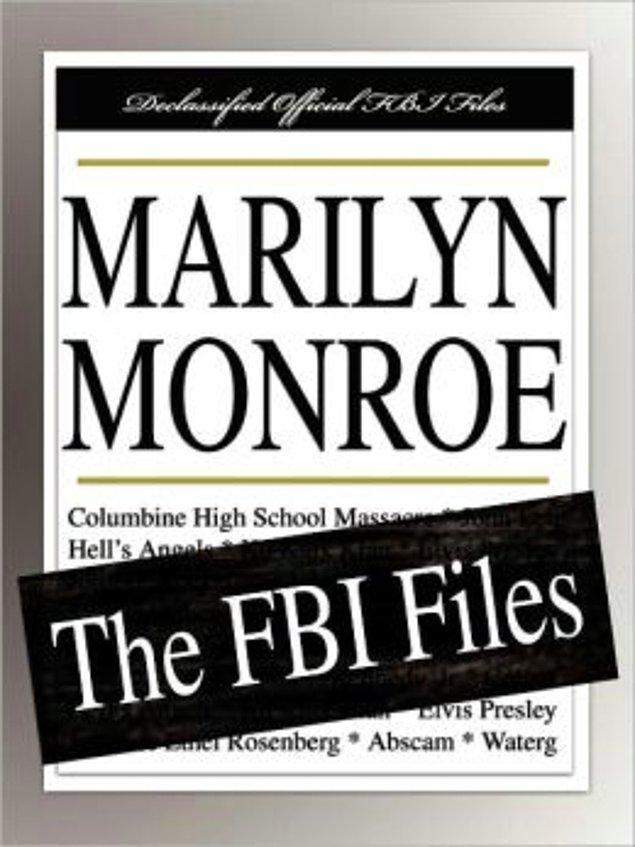 14. FBI Tarafından Oldukça Yakın Takip Ediliyordu.