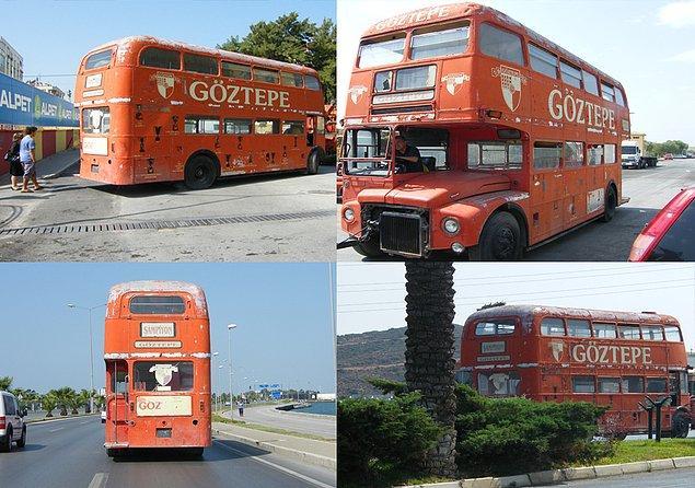20. Efsane takım otobüsünü bilmek