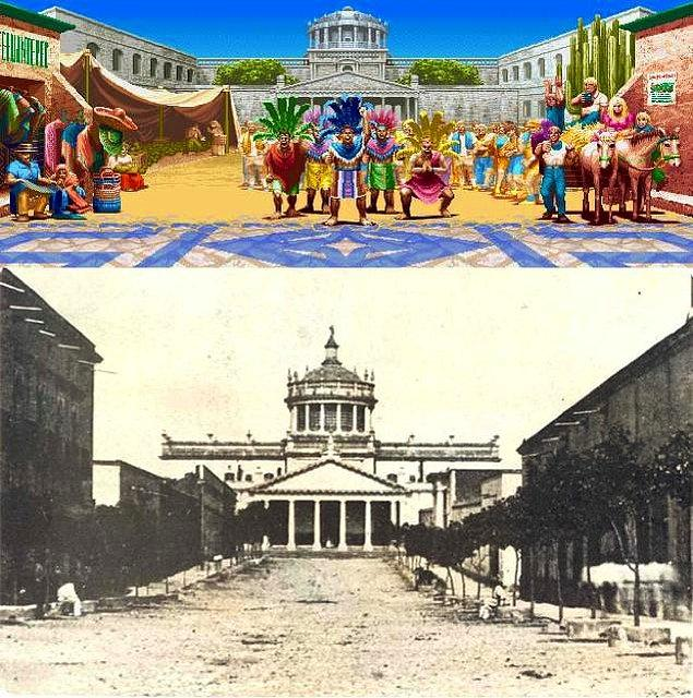 9. Super Street Fighter II Turbo ve Meksika'daki Cabañas Cultural Institute