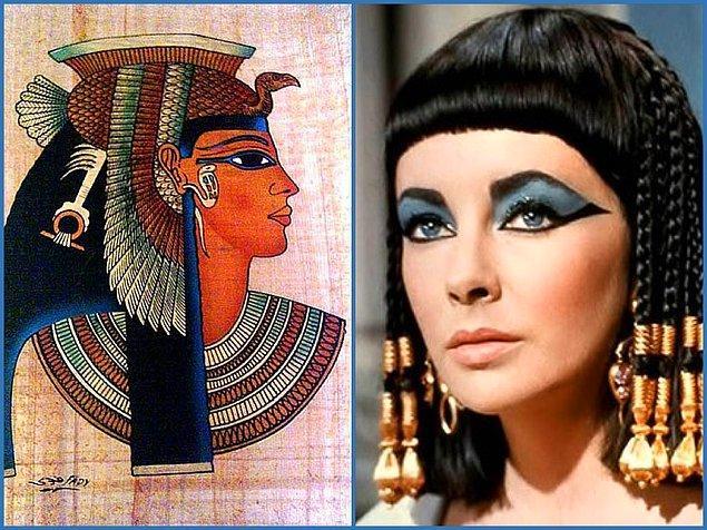Antik Mısır: Badem Gözlüler Diyarı