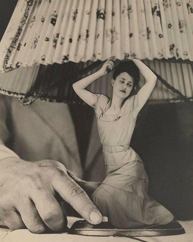 """6. Rüya No: 1 """"Elektronik Ev Aletleri"""", Grete Stern, 1948"""