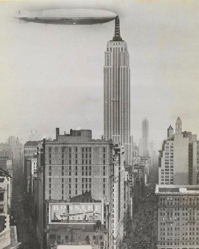 9. Empire State Binası, 1930