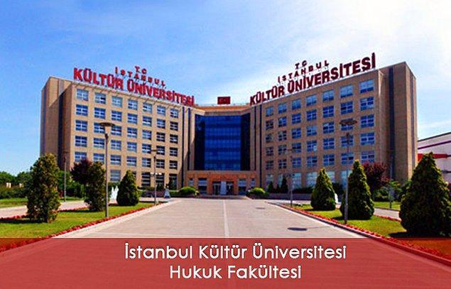 En iyi akademik kadroya sahip vakıf Hukuk Fakültesi