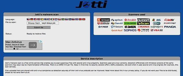 8. Jotti.org