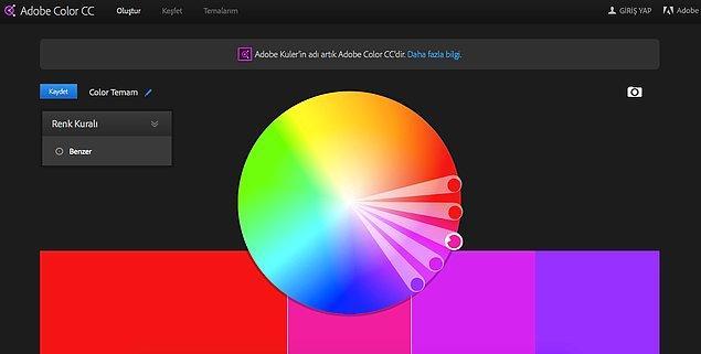 17. Adobe Color CC