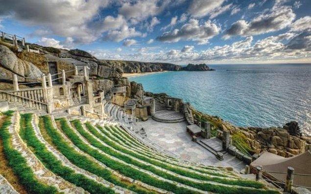 Minack Theatre, Cornwall, England