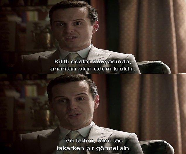 12. Kral Moriarty.