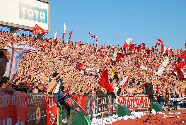 10. CSKA Sofia