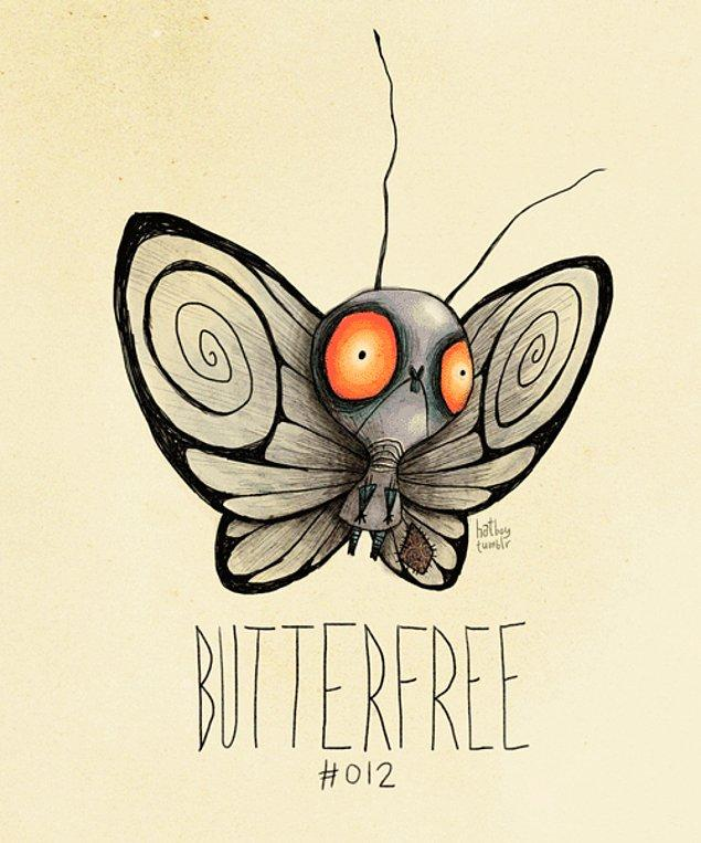12. Butterfree