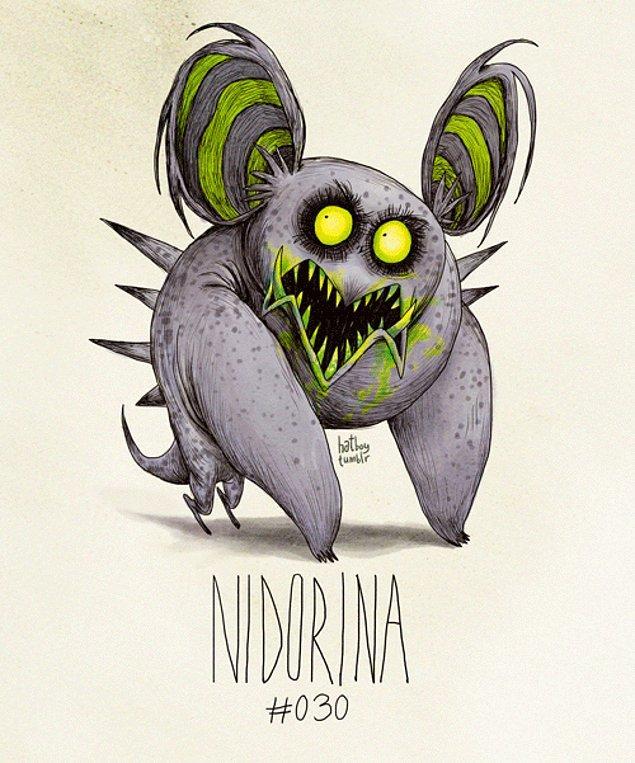 30. Nidorina