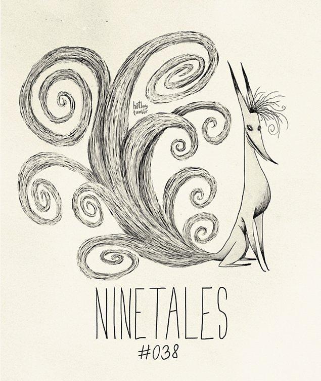 38. Ninetales
