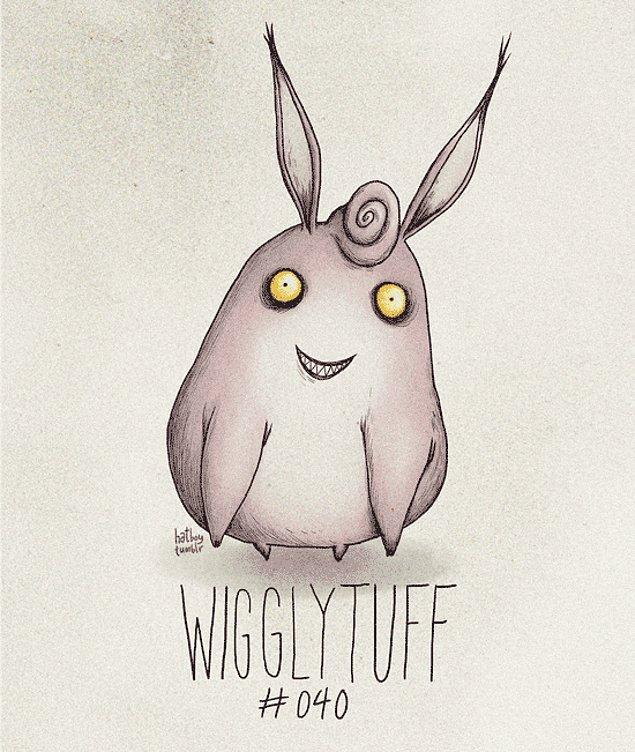 40. Wigglytuff