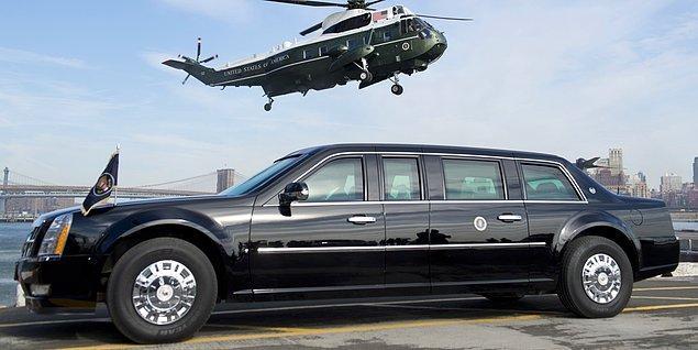 2. Araçtaki savunma aksesuarları