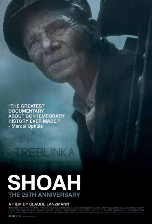 6. Shoah - Soykırım (1985)