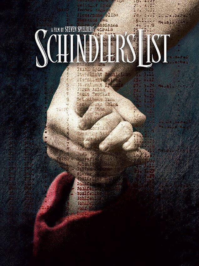 9. Schindler's List - Schindler'in Listesi (1993)