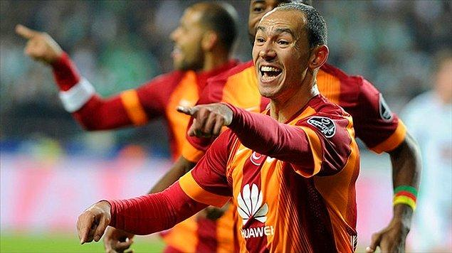 BİLGİ | Galatasaray'da Umut Bulut, ligdeki son beş maçında dört gol kaydetti.