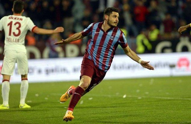 Özer Hurmacı bu sezon 5. lig golünü attı