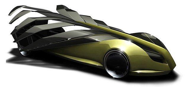 3. Jaguar Mark XXI Concept