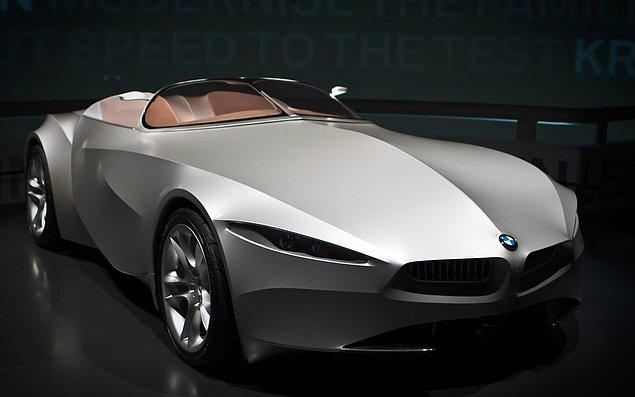 8. BMW GINA